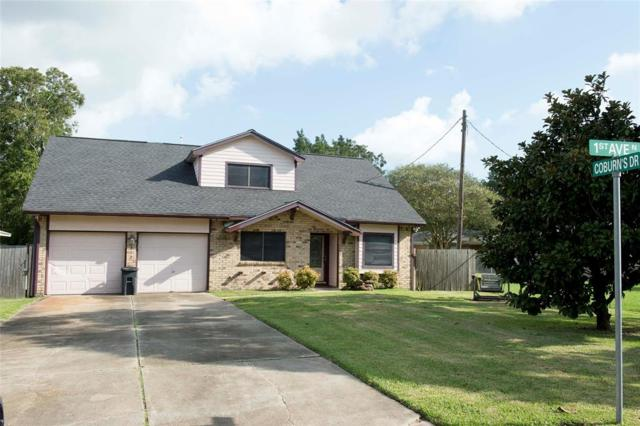 2812 1st Avenue N, Texas City, TX 77590 (MLS #39008970) :: The Johnson Team