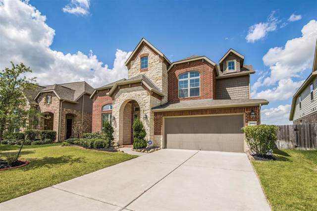 20110 Parker Bend Lane, Richmond, TX 77407 (MLS #39022933) :: Fine Living Group