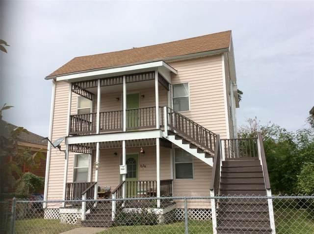 3526 Avenue N 1/2, Galveston, TX 77550 (MLS #39023920) :: The Parodi Team at Realty Associates