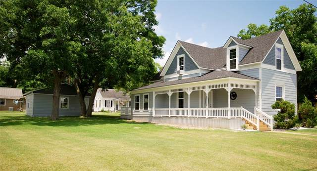 306 S Main Street, Moulton, TX 77975 (MLS #39030407) :: Connell Team with Better Homes and Gardens, Gary Greene