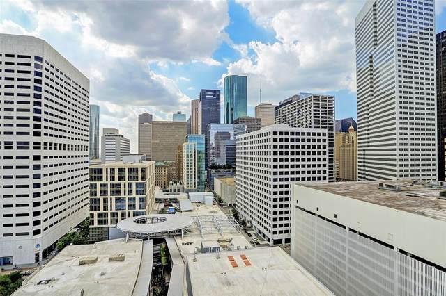1211 Caroline Street #1608, Houston, TX 77002 (MLS #39039882) :: Caskey Realty