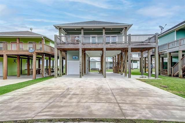 978 Surf, Crystal Beach, TX 77650 (MLS #3904517) :: The SOLD by George Team