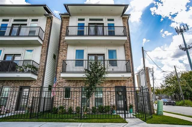 728 Clark Street A, Houston, TX 77020 (MLS #39063881) :: Green Residential