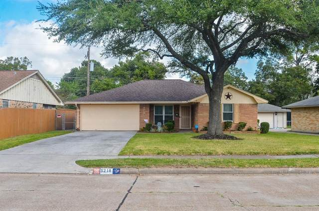 5218 Saxon Drive, Houston, TX 77092 (MLS #39070156) :: Texas Home Shop Realty