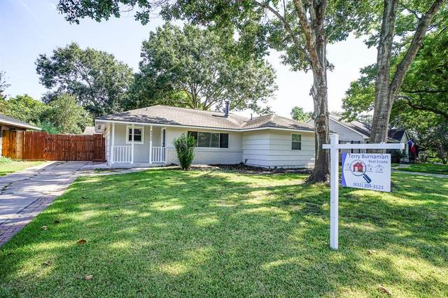 4822 Kingfisher Drive, Houston, TX 77035 (MLS #39073237) :: All Cities USA Realty
