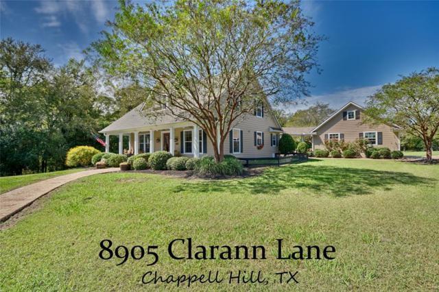 8905 Clarann Lane, Chappell Hill, TX 77426 (MLS #39073857) :: Magnolia Realty