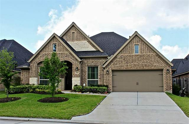 18619 Lena Trail Drive, Spring, TX 77388 (MLS #39074419) :: The SOLD by George Team