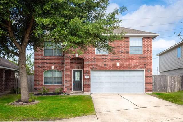 6015 S Brenwood Drive, Katy, TX 77449 (MLS #39074583) :: The Heyl Group at Keller Williams