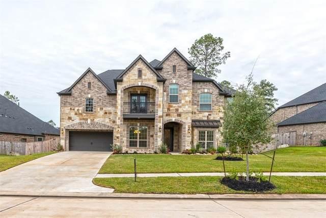 1008 Pleasant Pines Lane, Pinehurst, TX 77362 (MLS #39075920) :: Christy Buck Team