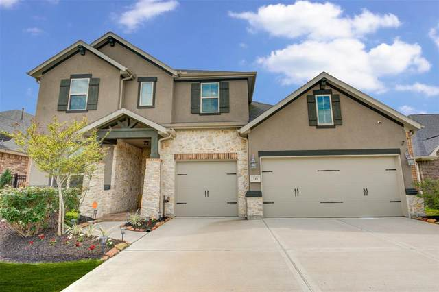 339 Summer Crescent Drive, Rosenberg, TX 77469 (MLS #39080692) :: The Sansone Group