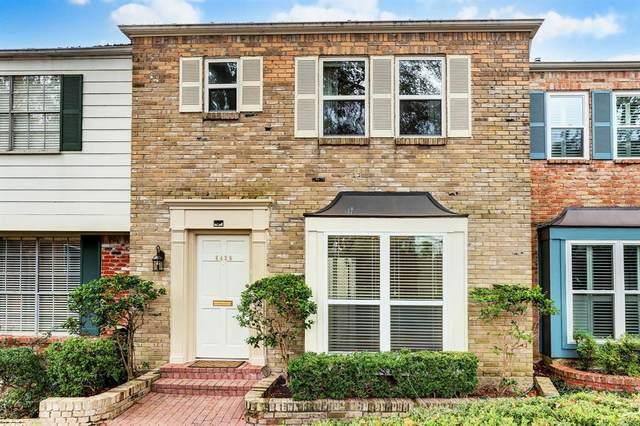 6430 Burgoyne Road, Houston, TX 77057 (MLS #39083246) :: Texas Home Shop Realty