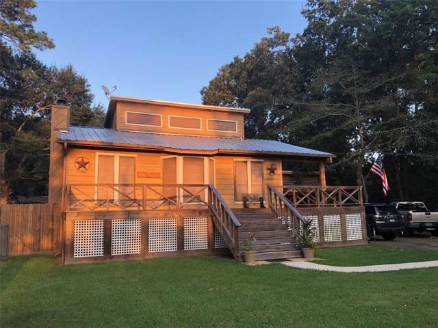 215 Commanche Drive, Onalaska, TX 77360 (MLS #39091051) :: The SOLD by George Team