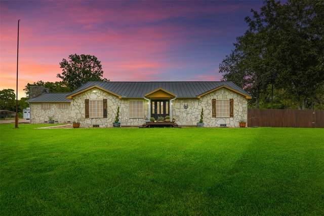 8818 Highway 146 N, Hardin, TX 77575 (MLS #39096793) :: The SOLD by George Team
