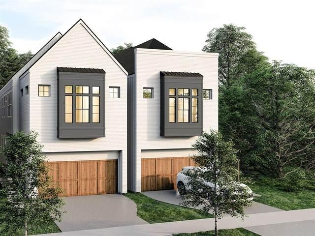 4617 Feagan Street, Houston, TX 77007 (MLS #39099432) :: Texas Home Shop Realty