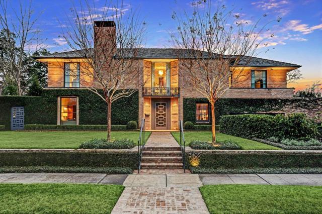 3405 Meadow Lake Lane, Houston, TX 77027 (MLS #39137996) :: Caskey Realty