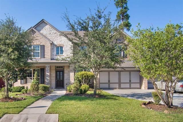 8127 Caroline Ridge Drive, Humble, TX 77396 (MLS #39139668) :: The SOLD by George Team
