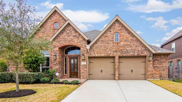 1820 Emerald Trace Lane, Pearland, TX 77584 (MLS #39147322) :: The Bly Team