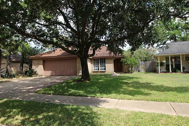 5310 Park Shore Drive, Houston, TX 77084 (MLS #39152001) :: All Cities USA Realty