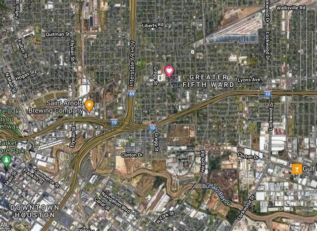 1617 Capron Street, Houston, TX 77020 (MLS #3915371) :: The Freund Group