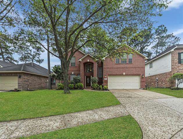 12710 Crater Lake Court, Humble, TX 77346 (MLS #3915881) :: The Sansone Group