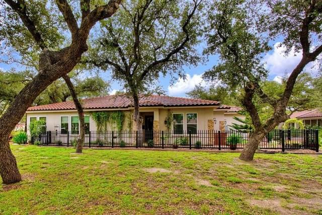 1304 Villas Drive, Fulton, TX 78358 (MLS #39160777) :: The Freund Group