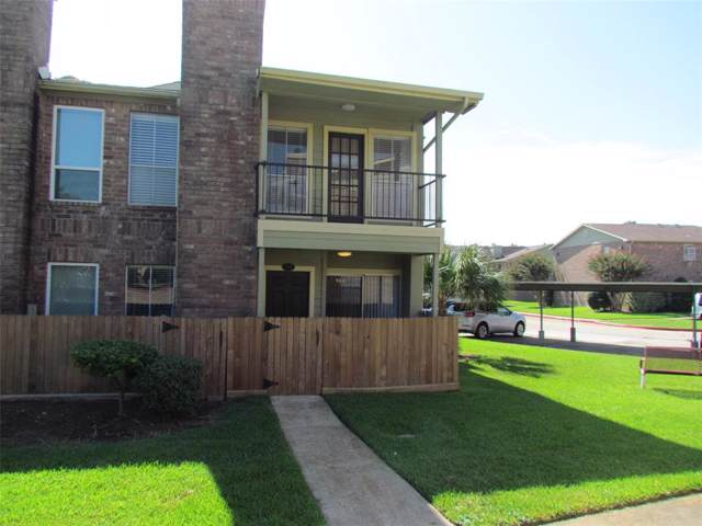 18800 Egret Bay Boulevard #715, Webster, TX 77058 (MLS #39174899) :: CORE Realty