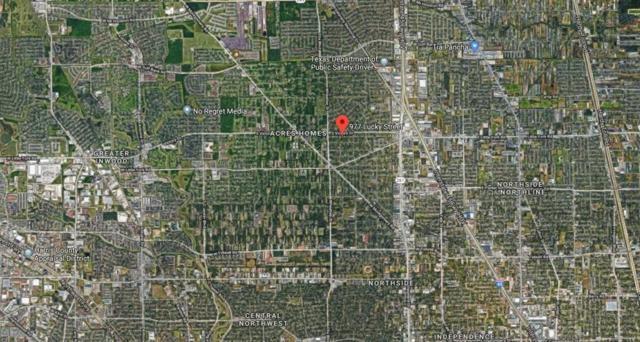 977 Lucky Street, Houston, TX 77088 (MLS #39175216) :: The Parodi Team at Realty Associates