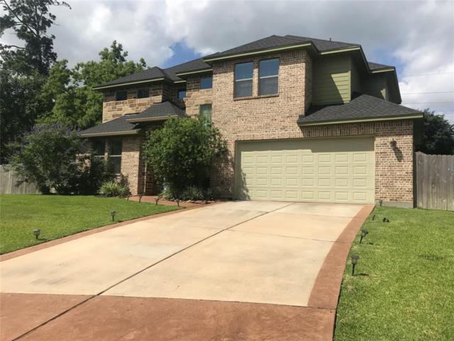 16203 Lobo Lane, Spring, TX 77379 (MLS #39178490) :: The Heyl Group at Keller Williams