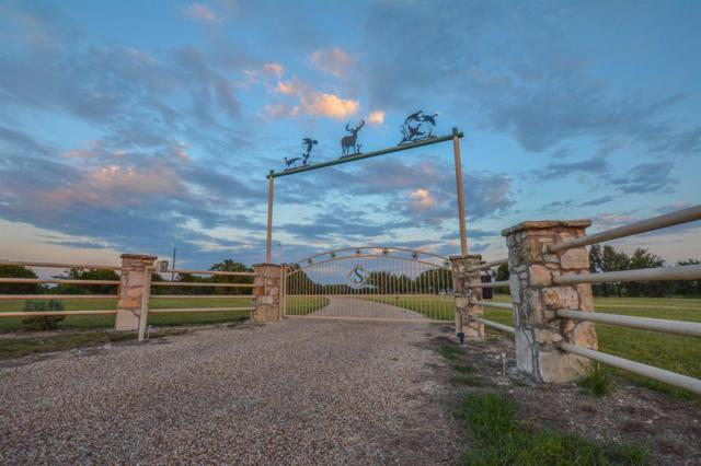 13620 E State Highway 22 Highway, Cranfills Gap, TX 76637 (MLS #39178556) :: The SOLD by George Team