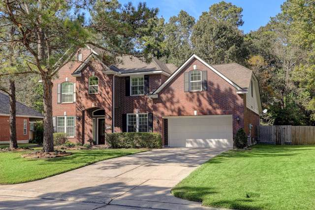 4827 Scenic Woods Trail, Kingwood, TX 77345 (MLS #39182148) :: Texas Home Shop Realty