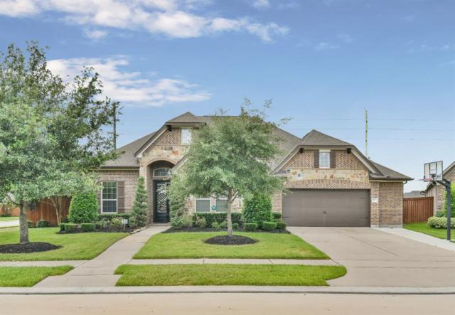 9515 W Palo Duro Lake Trail, Cypress, TX 77433 (MLS #39188784) :: The SOLD by George Team