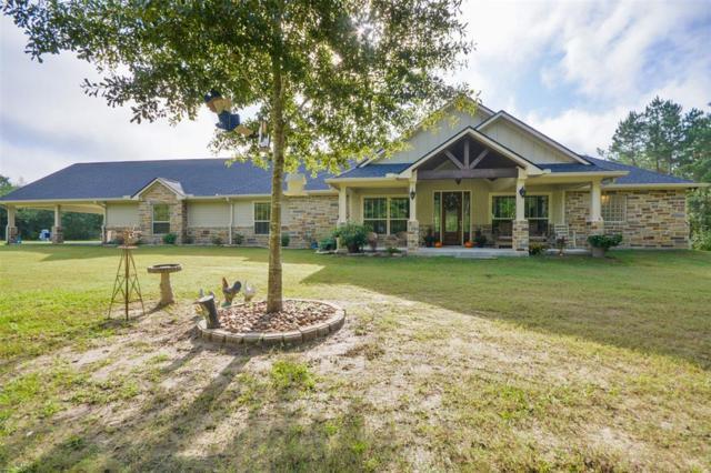 621 Tony Tap Road, Cleveland, TX 77328 (MLS #39189657) :: Texas Home Shop Realty