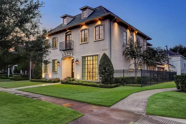 2804 Robinhood Street, Houston, TX 77005 (MLS #39206299) :: Guevara Backman