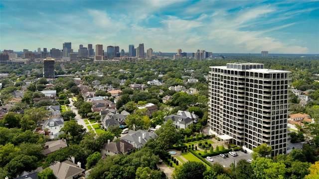 3711 San Felipe Street 10C, Houston, TX 77027 (MLS #39209592) :: Green Residential