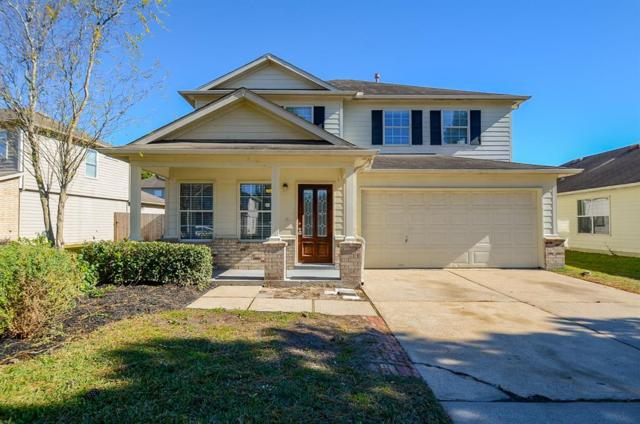 7710 Thicket Trace Court, Cypress, TX 77433 (MLS #39214081) :: Texas Home Shop Realty