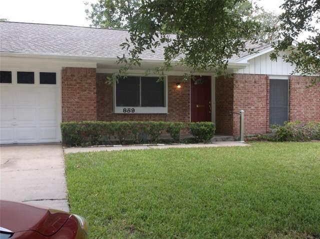 859 Carlingford Lane, Houston, TX 77079 (MLS #39218519) :: The Bly Team