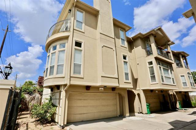1304 Dart Street F, Houston, TX 77007 (MLS #39219420) :: Green Residential