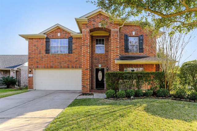 21343 Blissfield Lane, Katy, TX 77450 (MLS #39220622) :: The Sansone Group