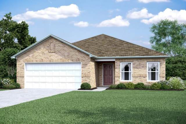 18844 Palmetto Hills Drive, New Caney, TX 77357 (MLS #39242933) :: The Bly Team