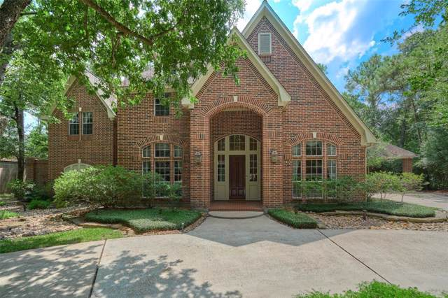 8 W Wedgewood Glen, The Woodlands, TX 77381 (MLS #39245065) :: Ellison Real Estate Team