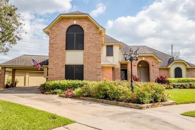 1402 Copperfield Court, Richmond, TX 77406 (MLS #3924656) :: The Sansone Group