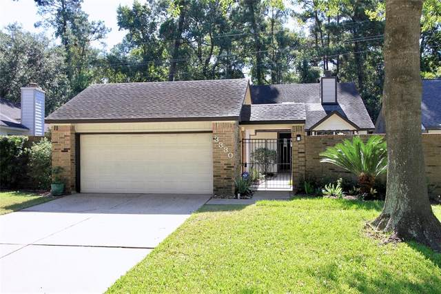 3330 Beech Point Drive, Kingwood, TX 77345 (MLS #39249666) :: The Freund Group