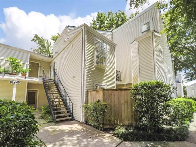 9809 Richmond Avenue B16, Houston, TX 77042 (MLS #39259151) :: Caskey Realty