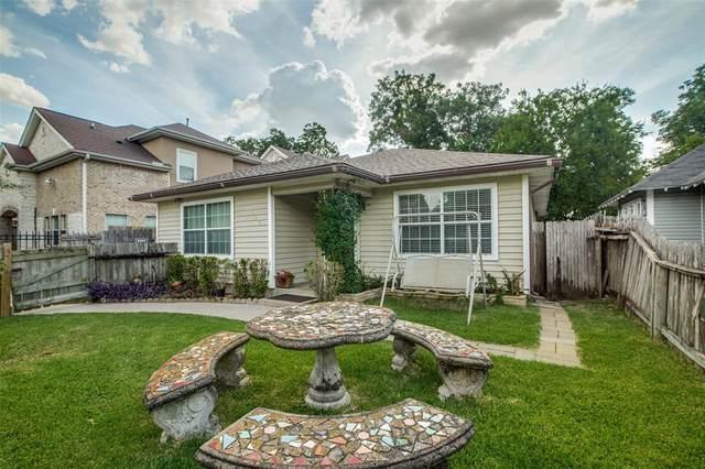 1009 Tabor Street, Houston, TX 77009 (MLS #39261908) :: Caskey Realty
