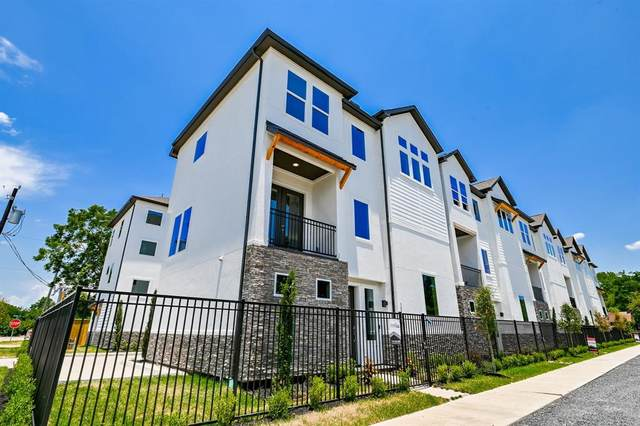 1220 Upton Street, Houston, TX 77020 (MLS #39273852) :: The SOLD by George Team