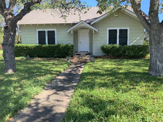 311 S Fifth, Ganado, TX 77962 (MLS #39277834) :: Texas Home Shop Realty