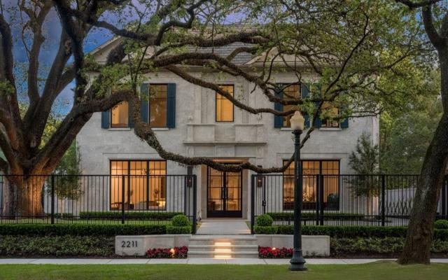 2211 Inwood Drive, Houston, TX 77019 (MLS #3929556) :: The SOLD by George Team