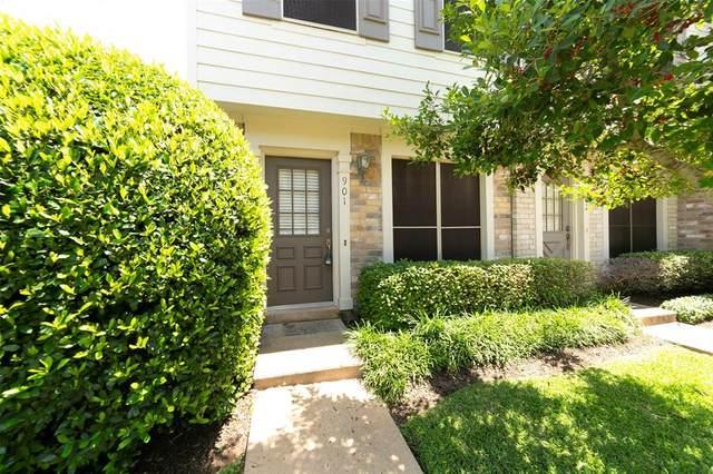 2910 Grants Lake Boulevard #901, Sugar Land, TX 77479 (MLS #39302301) :: The Sansone Group