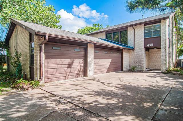 4811 W Bayshore Drive, Bacliff, TX 77518 (MLS #39307710) :: The Home Branch