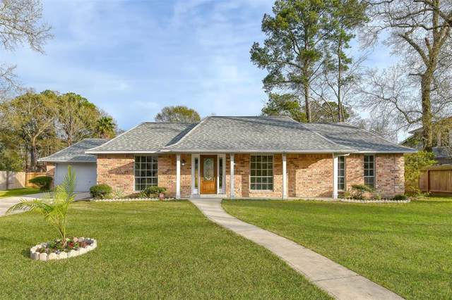 16214 Mariner Way, Crosby, TX 77532 (MLS #3932286) :: The Jennifer Wauhob Team